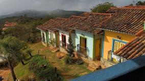 Pousada Vila Mineira - Lavras Novas-MG
